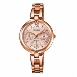Reloj Casio LTPE401PG-9A-Dorado