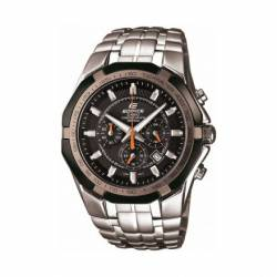 Reloj Casio EF540D-5A-Plateado
