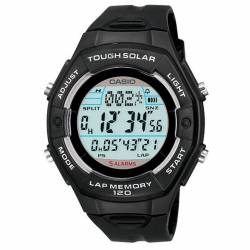 Reloj Casio LWS200H1A para Mujer - Negro