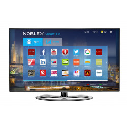 "LED TV 55"" NOBLEX SMART TV 3D 4K 55LDUHDTIN"