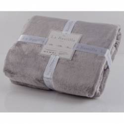 COVER FLANNEL BABY SKIN PERLA KING SIZE