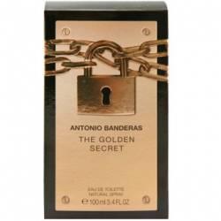 The Golden Secret 100 ml. EDT MEN - Antonio Banderas