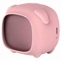Parlante Portatil Bluetooth Noblex Adorable Psb02 Pig