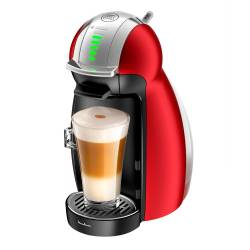 Cafetera Moulinex Dolce Gusto Genio 2 Metal RED PV160558