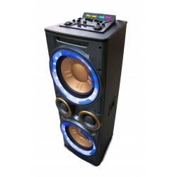 Parlante Panacom Bluetooth 1830 12000 W PMPO