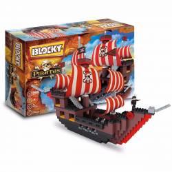 Blocky Barco Pirata 560