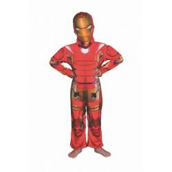 Disfraz Iron Man Talle 2