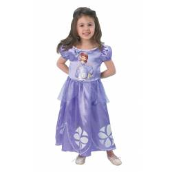 Disfraz Princesa Sofia Talle 1