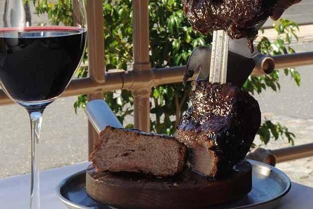 Delicias Gourmet Rodizio Puerto Madero