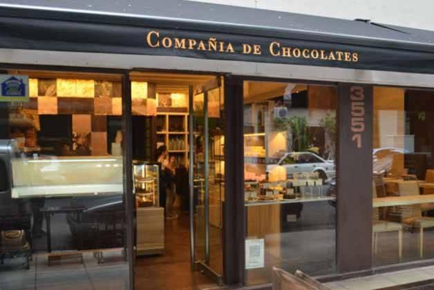 Dulzuras y Placeres Compania de Chocolates