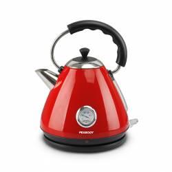 Pava Retro Electrica Rojo Peabody - PE-KV8213R