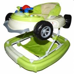 Andador autito con sonido ART1032 Verde