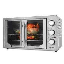 HORNO GRILL OSTER 42 LTS FRENCH DOOR TSSTTVFDXL2