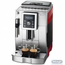 Cafetera superautomatica magnifica De Longhi ecam 23420 Roja