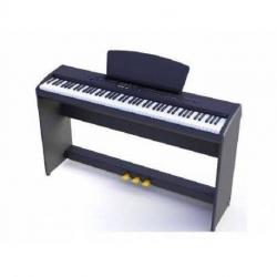 PIANO ELECTRICO CON MUEBLE DESMONTABLE PARQUER 88 TECLAS PESADAS