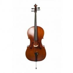 Cello Custom 4/4 Parquer + Funda