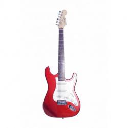 Guitarra Eléctrica Tipo Stratocaster Parquer + Amplificador 10W