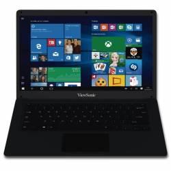 Notebook Viewsonic Viewbook 14 Plus Negra N3350 4gb Hd 32gb