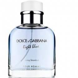 Light Blue Living Stromboli 125 ml. EDT MEN - Dolce & Gabbana