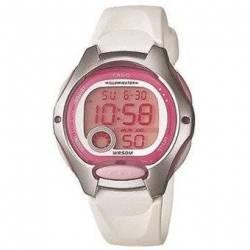 Reloj Casio LW200 para Mujer - Blanco