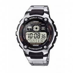 Reloj Deportivo Casio AE2000WD1A-Plateado - MEN