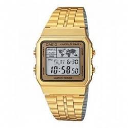 Reloj Casio A500WGA-Dorado