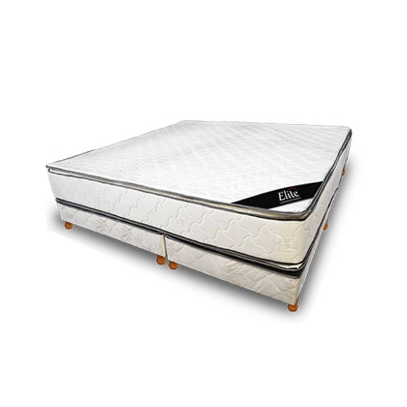 sommier colch n elite magno 200x200 b icbc store. Black Bedroom Furniture Sets. Home Design Ideas