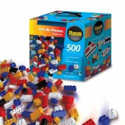 Rasti - Kit 500 Piezas Básicas