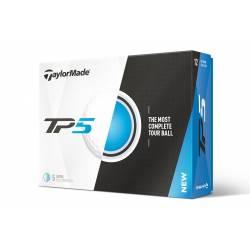 TAYLORMADE TP5 DOCENA DE PELOTAS DE GO