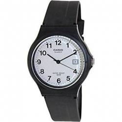 Reloj Casio MW59-7B-Negro para Unisex