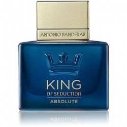 King Of Seduction Absolute 100 ml. EDT MEN - Antonio Banderas