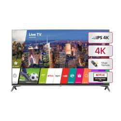 "LED Smart TV UltraHD 4K 43"" LG 43UJ6560"