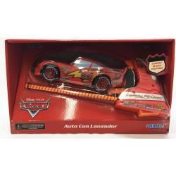 Auto Rayo Mc-Queen lanzador
