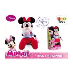 "Peluches ""Kiss Kiss"" Minnie"