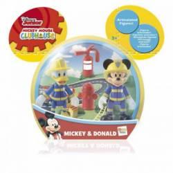 Figuras blister Mickey Donald