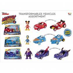 Vehiculo transforma + figura