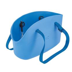 Madero pets WITH-ME BAG BLUE