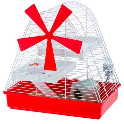 Madero pets CAGE MAGIC MILL WHITE