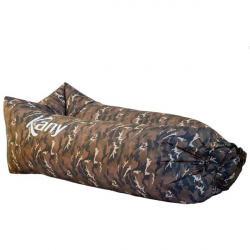 SILLON INFLABLE KANY - CAMUFLADO VERDE