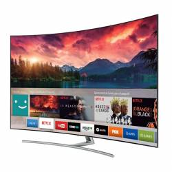 "QLED SMART TV 65"" UHD 4K CURVED"