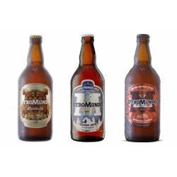 Cerveza otro mundo COMBO BEASTIE , WINTER Y INDIAN PALE ALE