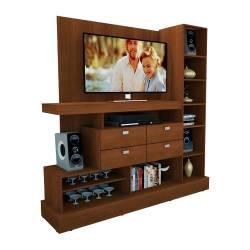Modular tv centro entretenimiento wengue