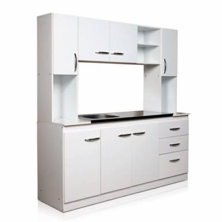 Muebles de cocina casa gala conjunto mueble cocina roble - Mueble cocina kit ...