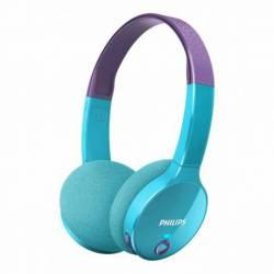 Auriculares Philips Bluetooth para niños SHK4000PP/00