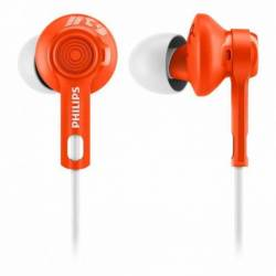 Auriculares Philips ActionFit SHQ2300OR/00