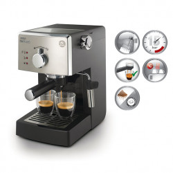 Cafetera Saeco Philips Modelo HD8325