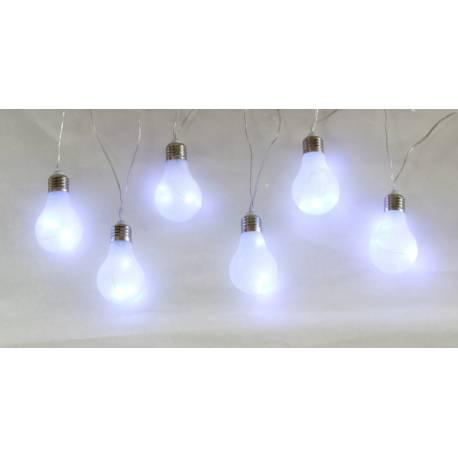 Luces navidenas ideas para decorar con luces navideas sin - Luces navidenas solares ...