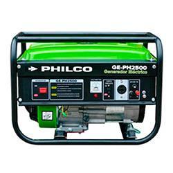 GENERADOR ELECTRICO PHILCO GE-PH2500