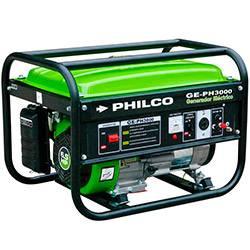 GENERADOR ELECTRICO PHILCO GE-PH3000