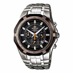 Reloj Casio EF540D-1A5-Plateado